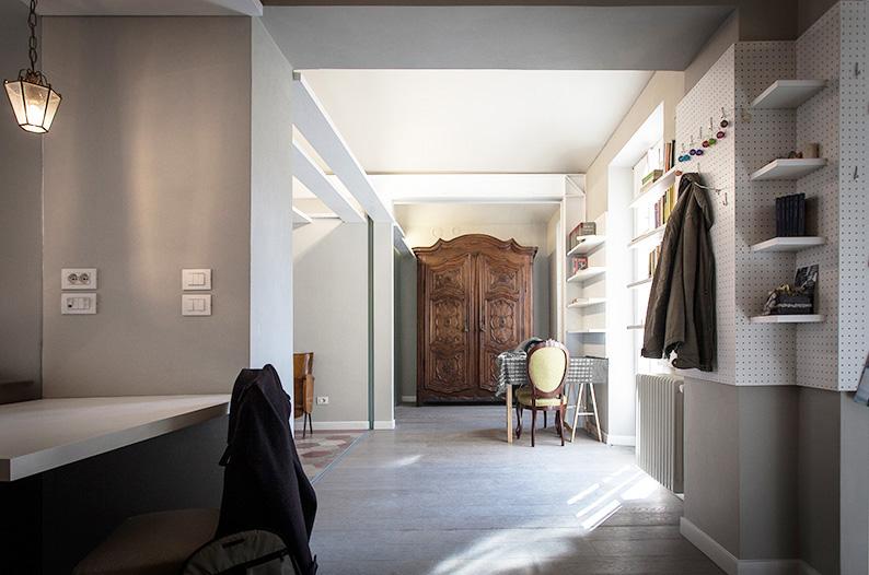 luce torino progettazione illuminotecnica appartamento privato illuminazione